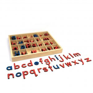 The Small Movable Alphabet - Print