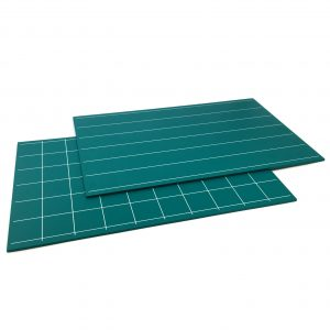 The Greenboards with Lines & Squares