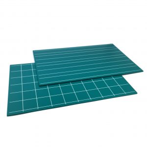 The Greenboards with Double Lines & Squares