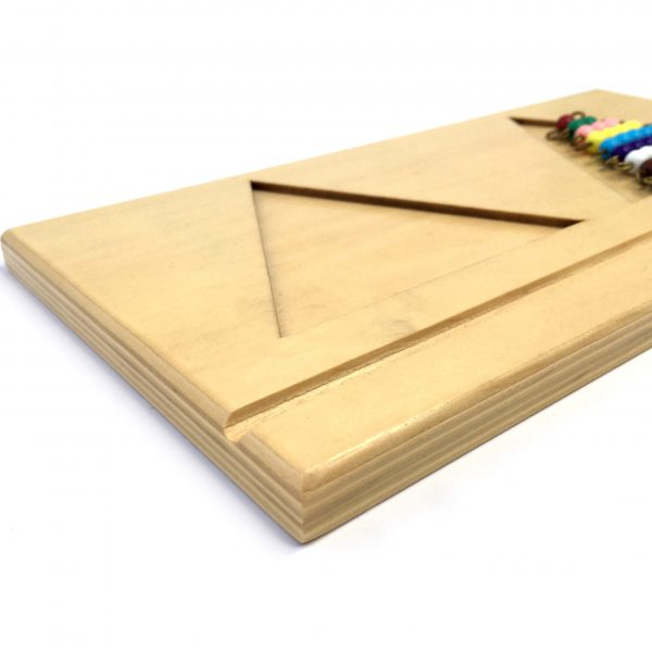 Double Bead Stair Tray