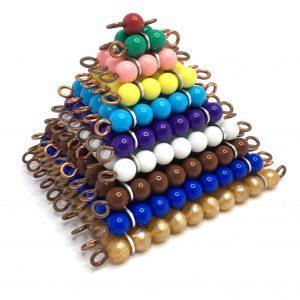 Coloured Bead Squares