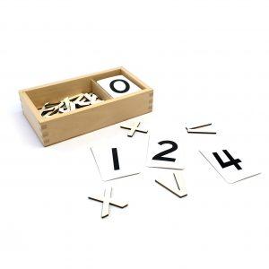 Arithmetic Signs Box
