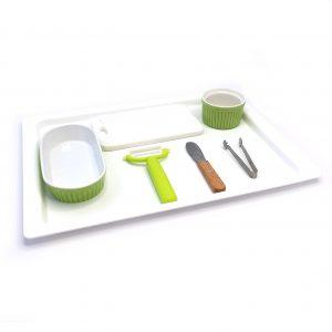 Medium Plastic Tray