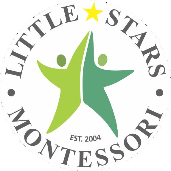 Little Stars Montessori Logo