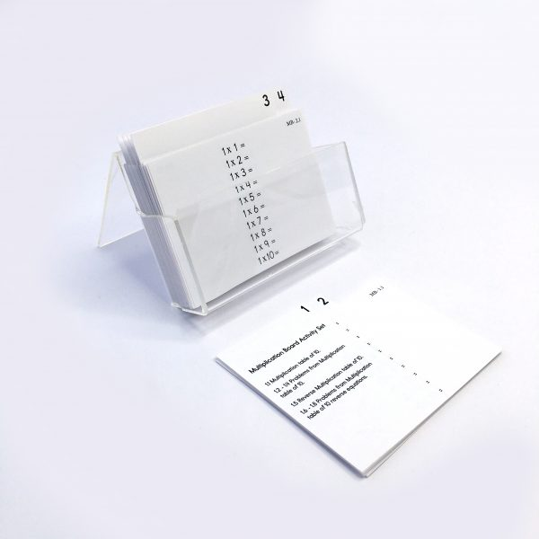Multiplication Board Activity Sets