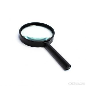 Magnifier Hand 75mm