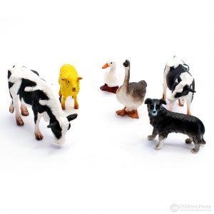 Farm Animals Figurines