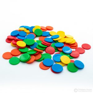 Counters - Assorted Colours
