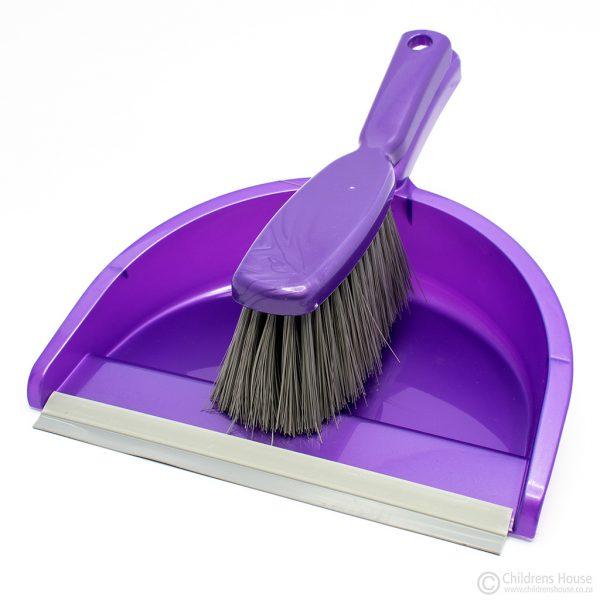 Hand Broom and Dustpan Set