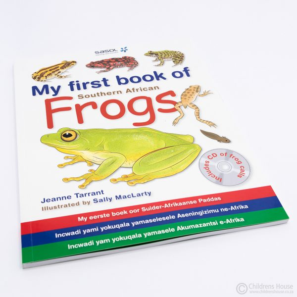 My First Book of Southern African Frogs