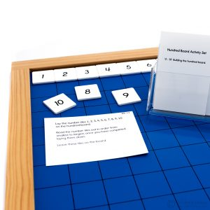 Hundred Board Activity Set