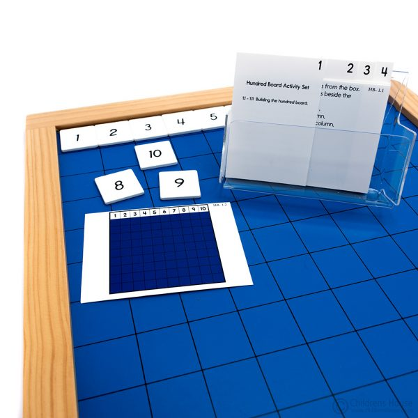 Hundred Board Activity Set