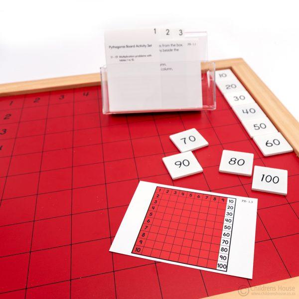 The Pythagoras Board Activity Set