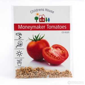 Packet of Tomato Seeds