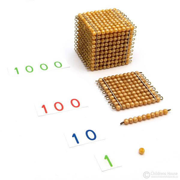 Small number card 1 to 9000