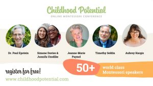 The Childhood Potential Conference - List of Speakers