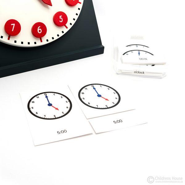 The Clock Activity O'Clock