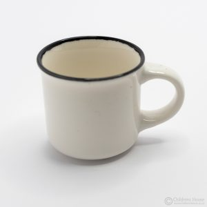 White Toddler Cup