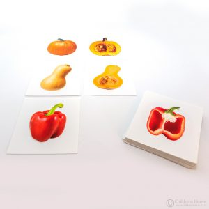 Fruit Matching Inside and Outside