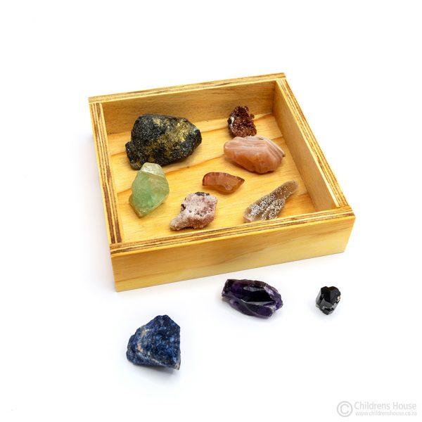 Gemstones in a Box