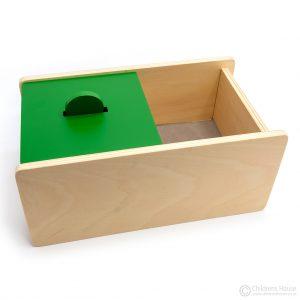 Imbucare Box with Lid - 1 Slot