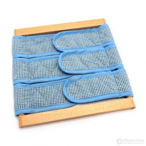 Infant Toddler Dressing Frame - Velcro