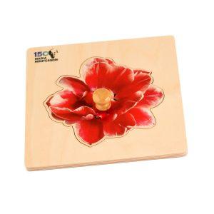 Nienhuis Maria Montessori Tulip Puzzle
