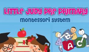 Little Judy Montessori Primary School - logo